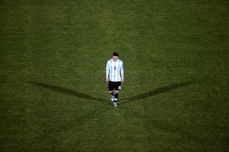 Arjantin'de bir devir kapandı: Messi milli takımı bıraktığını açıkladı