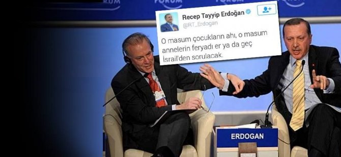Erdoğan: Gazze'ye yardım götürmek için benden izin mi aldınız?