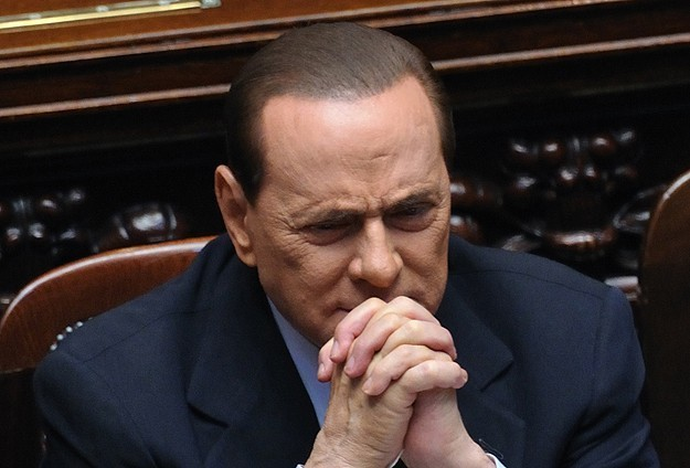 Berlusconi'nin partisi isim değiştirdi