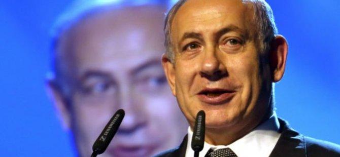Netanyahu: Denizden Gazze ablukası sürecek