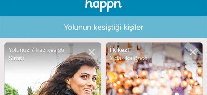 Tanışma uygulaması Happn'dan yeni özellik!
