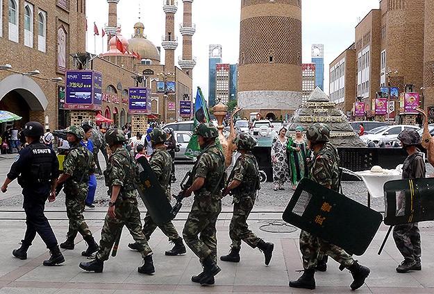 Çin'in Sincan Uygur Özerk Bölgesi'nde olay: 11 ölü