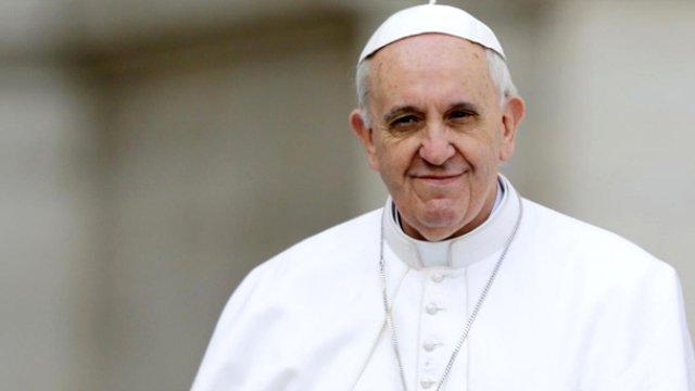 Papa: Sadece özür değil, af dilemeliyiz!