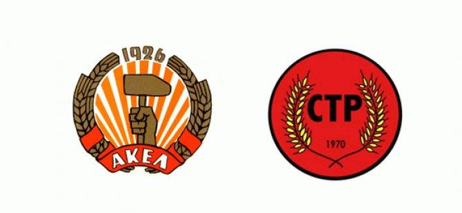 EDON ile CTP Gençlik Örgütü Kıbrıslı Türklere Ayia Napa'da yapılan saldırıyı kınadı