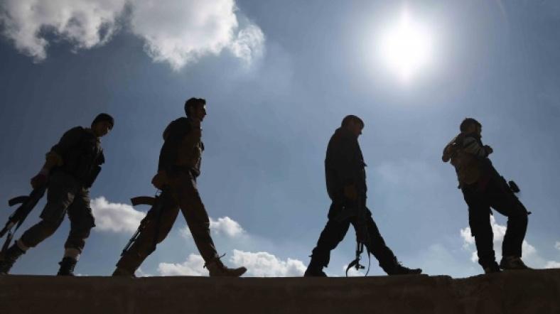'Suriye Demokratik Güçleri Menbic'in kontrolünü ele geçirdi'