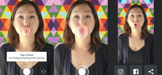 Instagram Boomerang uygulaması nasıl kullanılır?