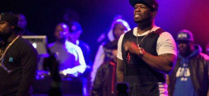 'ABD'li ünlü rapçi 50 Cent gözaltına alındı'