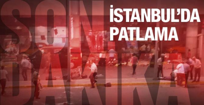 İstanbul Atatürk Havalimanı'nda 2 patlama ve çatışma (Periscope yayını)