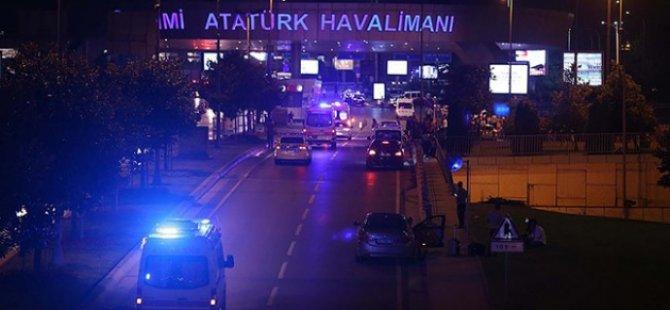 Atatürk Havalimanı saldırısı: Ölenlerin sayısı 45'e yükseldi