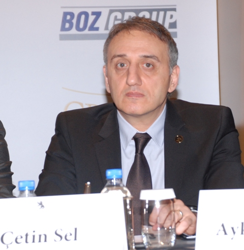 Cratos Hotel koordinatörlerinden Çetin Sel'den teröre destek..