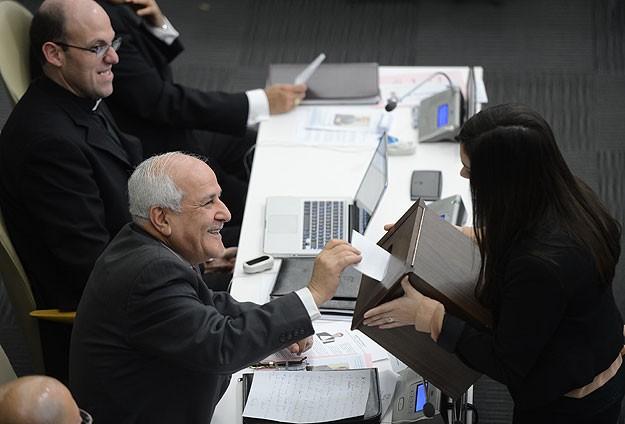 Filistin BM'de ilk kez oy kullandı