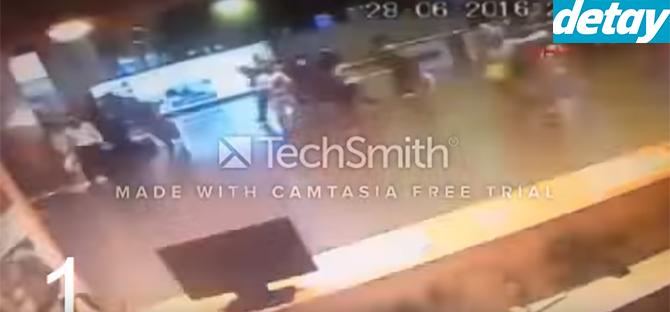 İstanbul'daki 3 patlamanın video görüntüsü!