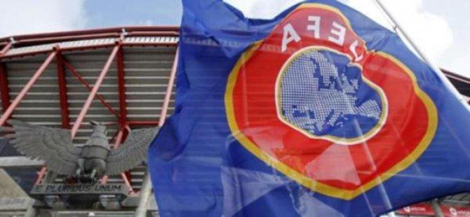 UEFA'dan saygı duruşu yapmama kararı!