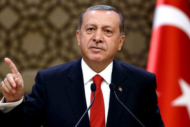 Erdoğan: Türkiye'nin asıl felaketi bu terör olayları değil