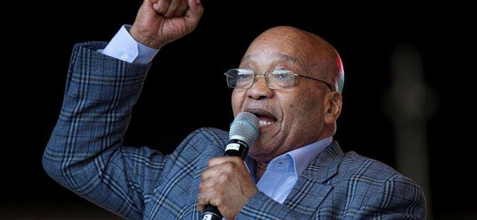 Televizyonu devletin propaganda aracına çevirme trendi: Şimdi de Güney Afrika!