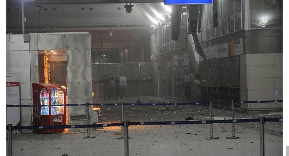 Atatürk Havalimanı'nda canlı bombayı vuran polis o anları anlattı