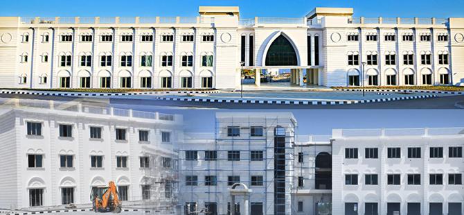 Dr. Suat Günsel Girne Üniversitesi Tıp Fakültesi Hastanesinde son aşamaya gelindi