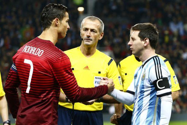 Ronaldo'dan Messi'ye: Onu öyle görmek acı veriyor