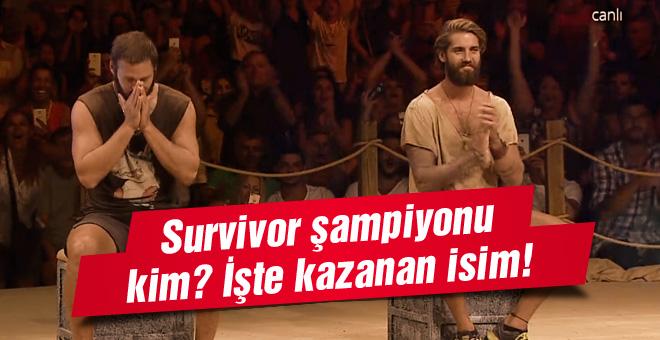 Survivor finali kim kazandı?