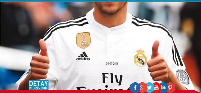 Galatesaray'a ön libero Real Madrid'ten
