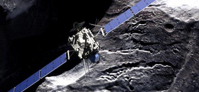 Rosetta'nın kamikaze misyonu
