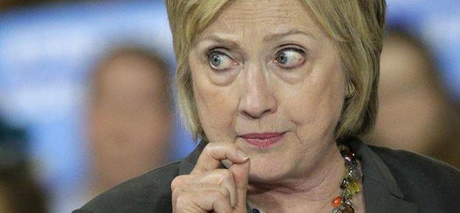FBI Clinton'u sorguladı