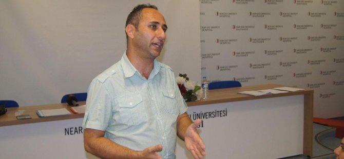"""YDÜ'de İş Ve Sosyal Yaşamda """"Etkili İletişim"""" semineri  düzenlendi.."""