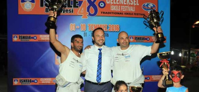 İskele Rallisi'ni Ömer Yıldız - Mustafa Yücener ikilisi kazandı