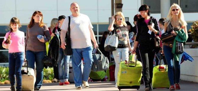 Turizme Rusya'da 3 gün yetti