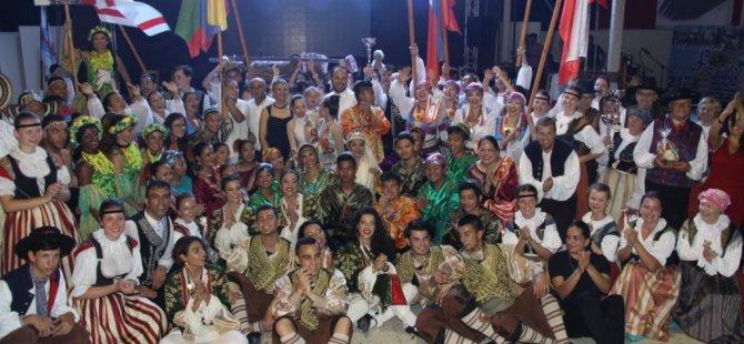 İskele Belediyesi Halk Dansları Festivali'nin galası yapıldı