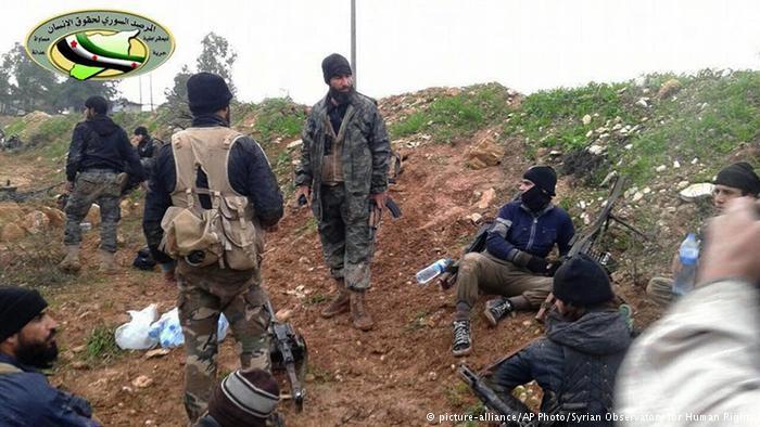 Suriyeli muhaliflere ağır suçlamalar