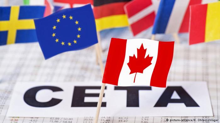 Brüksel'den CETA kararı