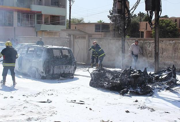 Irak'ta saldırılar