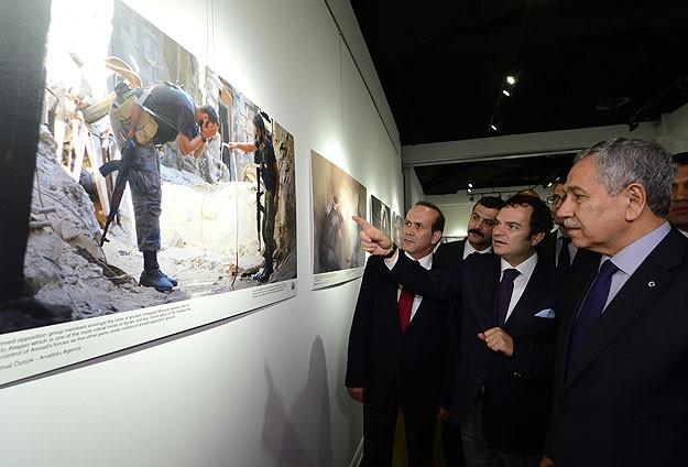 Anadolu Ajansı Fotoğraf Sergisi New York'ta açıldı