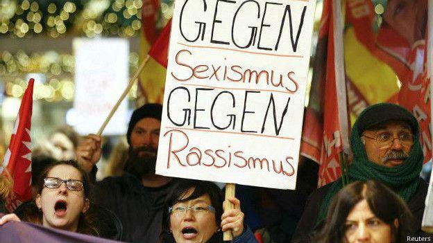 Almanya tecavüzün yasal tanımını genişletiyor