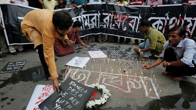 Bangladeş'te bayram namazı sırasında saldırı