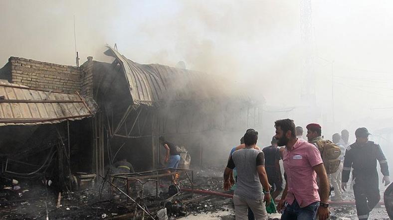 Irak'ta türbeye saldırı: 50 ölü