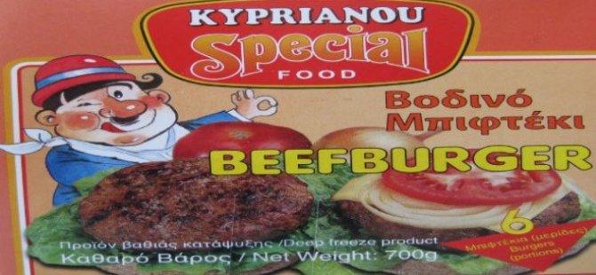 Dikkat bu burgeri almayın!