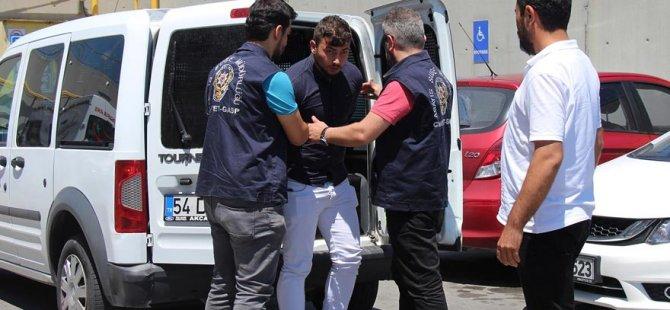 Milli kürekçiyi bıçaklayan saldırgan yakalandı