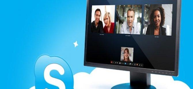 Skype Meeting'i tanıttı