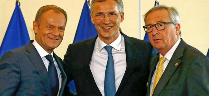 AB ile NATO arasında stratejik işbirliği dönemi