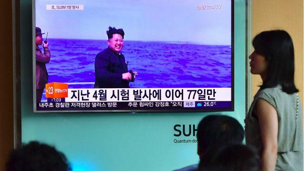 Kuzey Kore'den 'başarısız balistik füze denemesi'