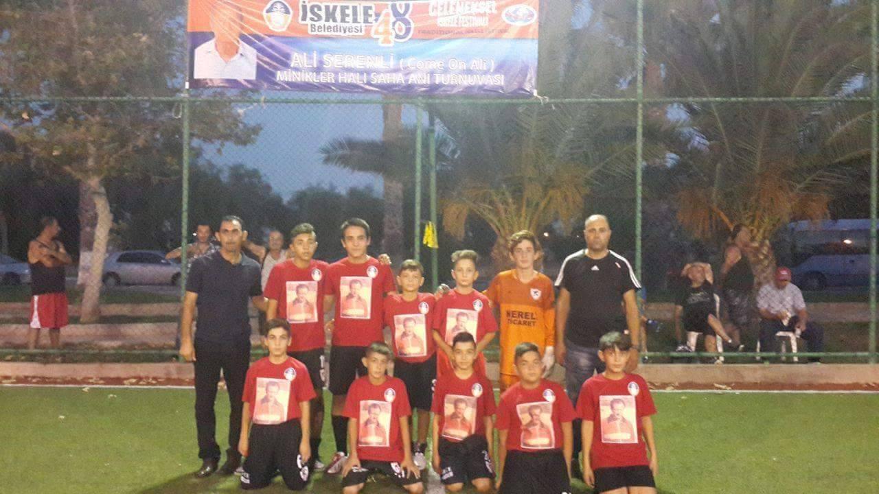 Ali Serenli Anı Futbol Turnuvasında Final Zamanı