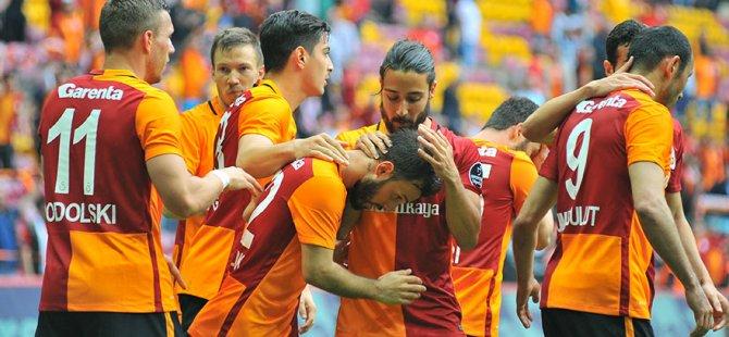 Galatasaray'da 2020 operasyonu