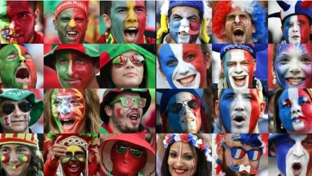 EURO 2016: Paris'te final alarmı