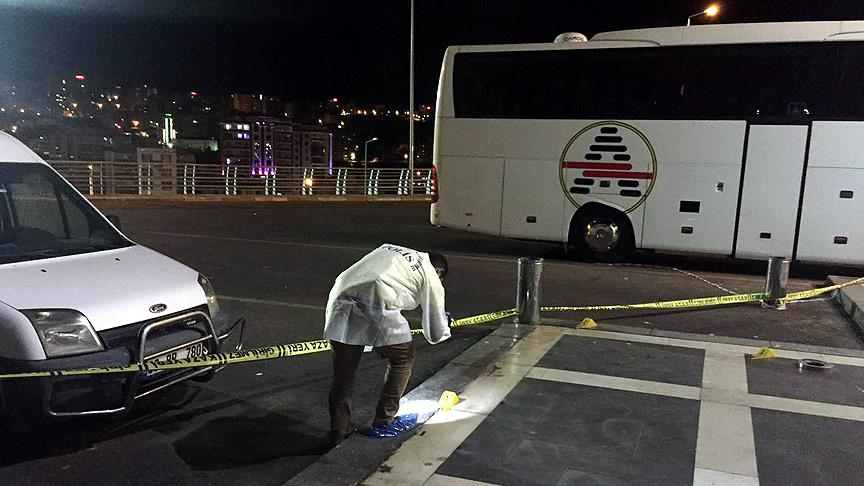 Şanlıurfa'da otobüs terminalinde çatışma: 3 şehit, 3 yaralı