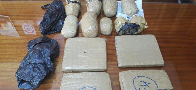 Kanunsuz Uyuşturucu Madde (Hintkeneviri) Tasarrufu