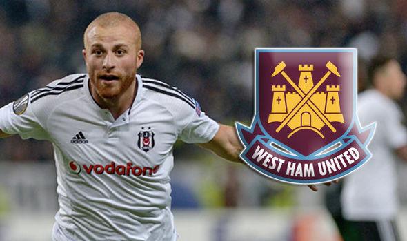 Gökhan Töre resmen 'West Ham United'da