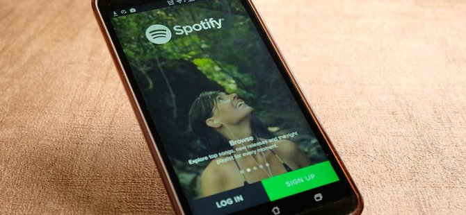 Spotify'dan yeni özellik: Out of Office