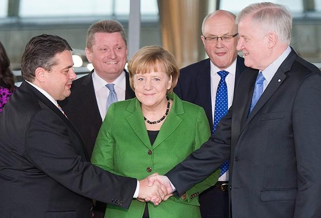 Almanya'daki koalisyonda Türkiye vurgusu